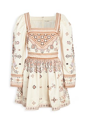 Ulla Johnson adilah dress