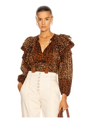 Ulla Johnson carissa blouse