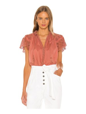 Ulla Johnson elsie top
