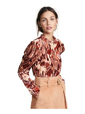 Ulla Johnson giles blouse