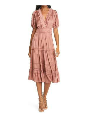 Ulla Johnson ines midi dress