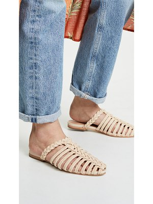 Ulla Johnson karo slide sandals