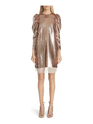 Ulla Johnson neptune sequin dress