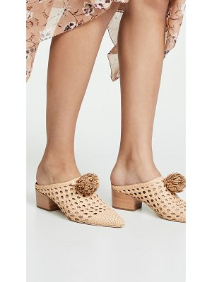 Ulla Johnson paloma mules