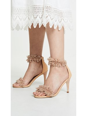 Ulla Johnson zuzu heel sandals