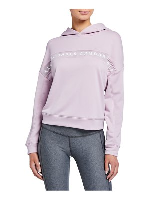 Under Armour Tech Terry Hoodie Sweatshirt