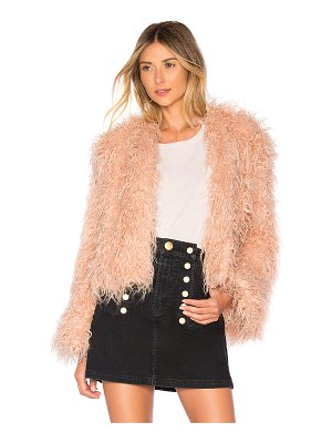 Understated Leather Ultimate Faux Shearling Jacket