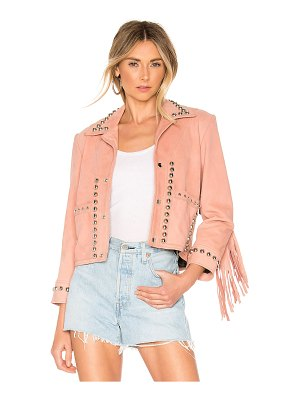Understated Leather Ultimate x revolve lil darlin jacket