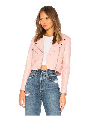 Understated Leather Ultimate x REVOLVE Mercy Cropped Jacket