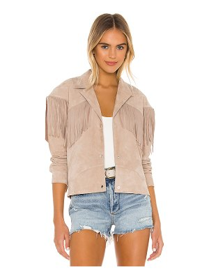 Understated Leather Ultimate x revolve nashville suede coat