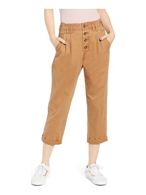 UNION BAY landon pleated tapered pants