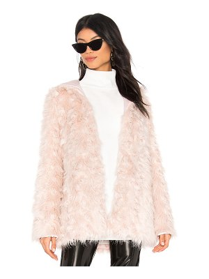 Unreal Fur The Shepard Faux Fur Jacket