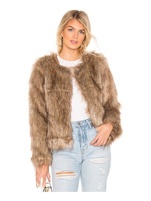 Unreal Fur Unreal Dream Faux Fur Jacket