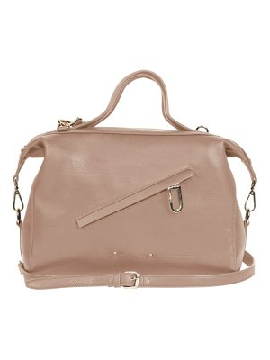 Urban Originals chasing rainbows vegan leather satchel