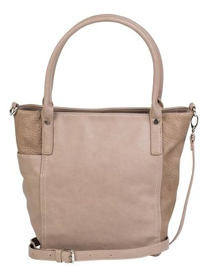 Urban Originals focused vegan leather tote