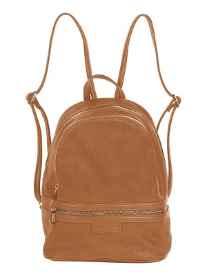 Urban Originals jet set vegan leather backpack