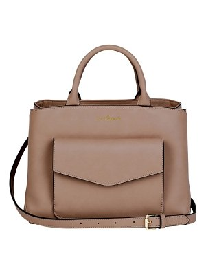 Urban Originals lost spirit vegan leather satchel