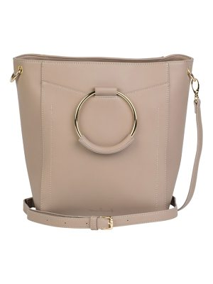 Urban Originals luminescent vegan leather crossbody bag