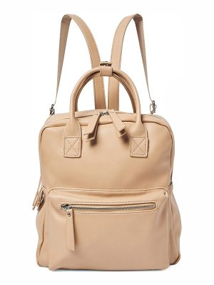 Urban Originals over exposure vegan leather backpack