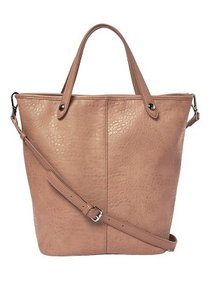 Urban Originals songbird vegan leather tote