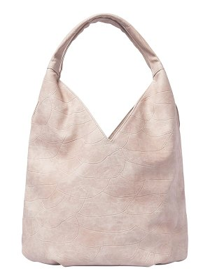 Urban Originals tenderness vegan leather hobo