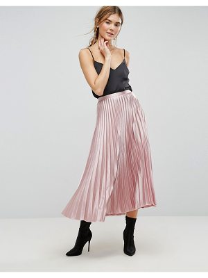 UTTAM BOUTIQUE Pleated Skirt