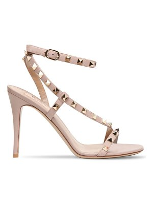Valentino 100mm rockstud leather sandals