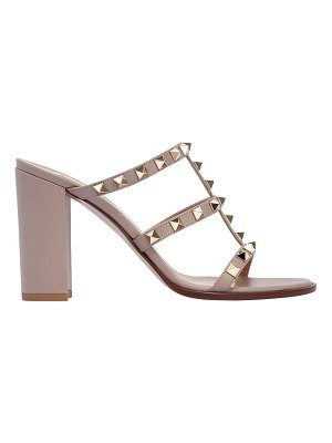 Valentino 90mm rockstud leather sandals