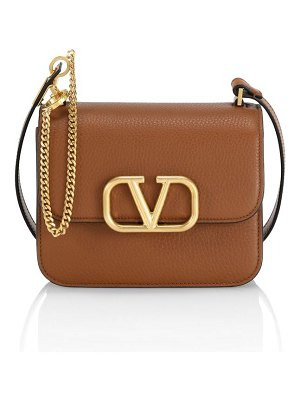 Valentino garavani small vsling leather crossbody bag