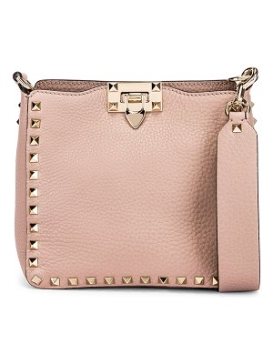 Valentino mini rockstud hobo bag