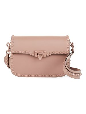 Valentino Monochrome Rockstud Shoulder Bag