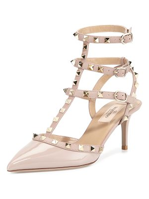 VALENTINO Rockstud Caged 65mm Pump