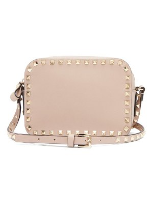 Valentino rockstud mini leather cross body bag