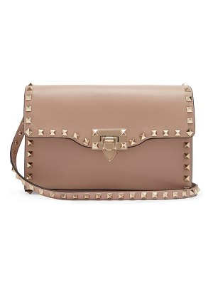 Valentino rockstud small leather cross-body bag