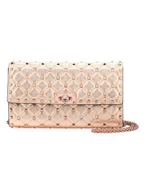 VALENTINO Rockstud Spike Shoulder Bag - Rose Hardware