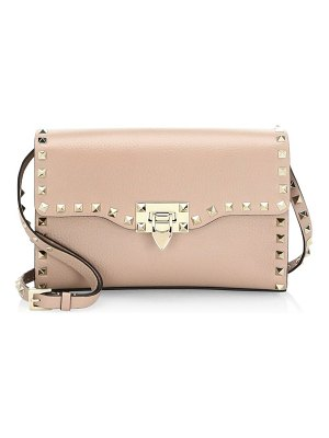 Valentino small rockstud leather shoulder bag