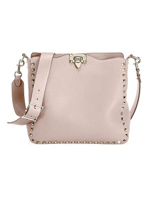 Valentino small rockstud utilitarian shoulder bag