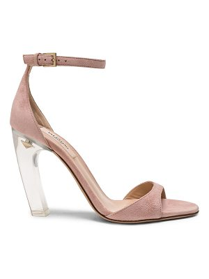 Valentino Twinkles Ankle Strap Sandals
