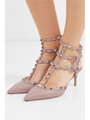 Valentino valentino garavani the rockstud leather pumps