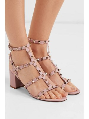 Valentino valentino garavani the rockstud 60 leather sandals