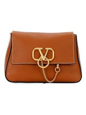 Valentino VRING Small Vitello St. Alce Shoulder Bag