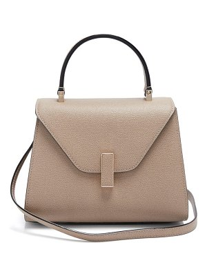 Valextra iside mini leather bag