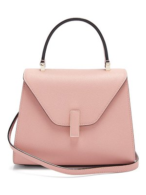 Valextra iside small leather bag