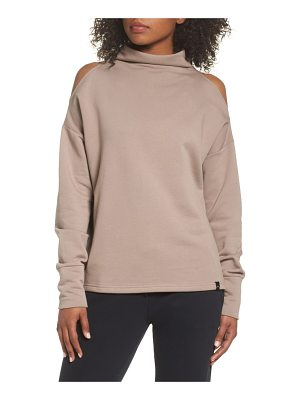 VARLEY Keystone Cold Shoulder Sweatshirt