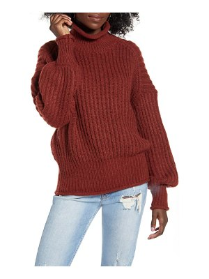 Vero Moda apula turtleneck sweater