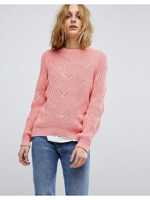 Vero Moda Cable Knit Sweater