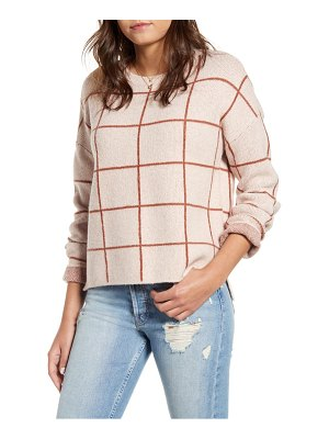 Vero Moda check sweater