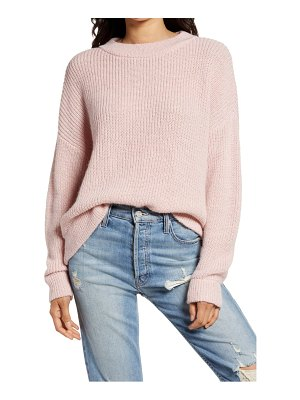 Vero Moda imagine crewneck sweater