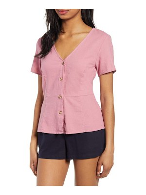 Vero Moda milo button-up top
