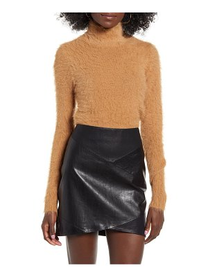 Vero Moda poilu eyelash sweater